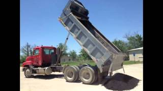Dump Truck Hauling and More in Texas