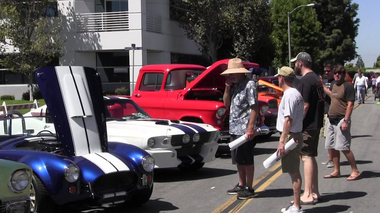 Surf City Car Show Part Huntington Beach CA YouTube - Car show huntington beach