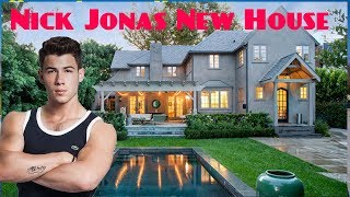 Nick Jonas House - 2017 | Nick Jonas