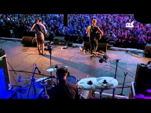 Rocking The Daisies 2013: Gangs Of Ballet Live Performance