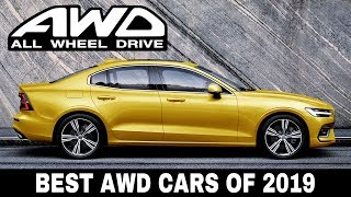 8 Best All-Wheel Drive Cars that Are Perfect Alternatives to Crossovers in 2019