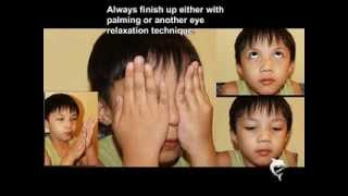 POWERFUL Eye exercises to improve vision   Revealed