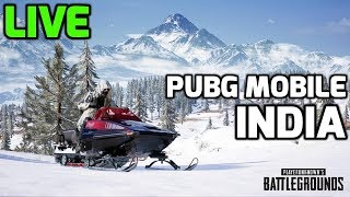 PUBG Mobile Live Gameplay | INDIA | Paytm on Screen | Let