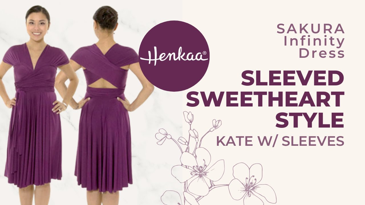 05f7143e0bf Sakura Convertible Dress - Kate Style Tutorial. Henkaa Head Office