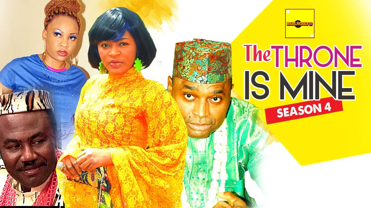 Download The Throne Is Mine 4 - Nigerian Nollywood Movies