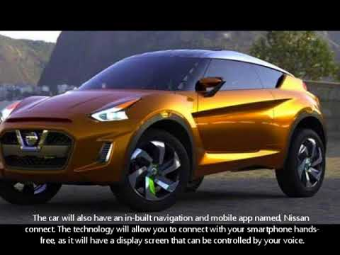 2019 Nissan Juke Release Date Biggest Change - YouTube