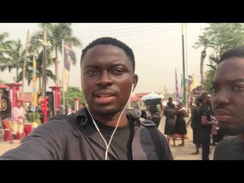 Asantehemaa's Funeral rites, sights and sounds from Manhyia Palace