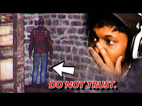 ONE OF THE SCARIEST HORROR GAMES IN A WHILE | 3 Scary Games