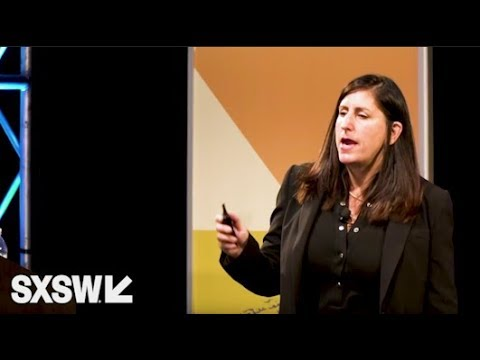 Nonny de la Peña | The Power of Human Storytelling in Virtual and Augmented Reality | SXSW 2018