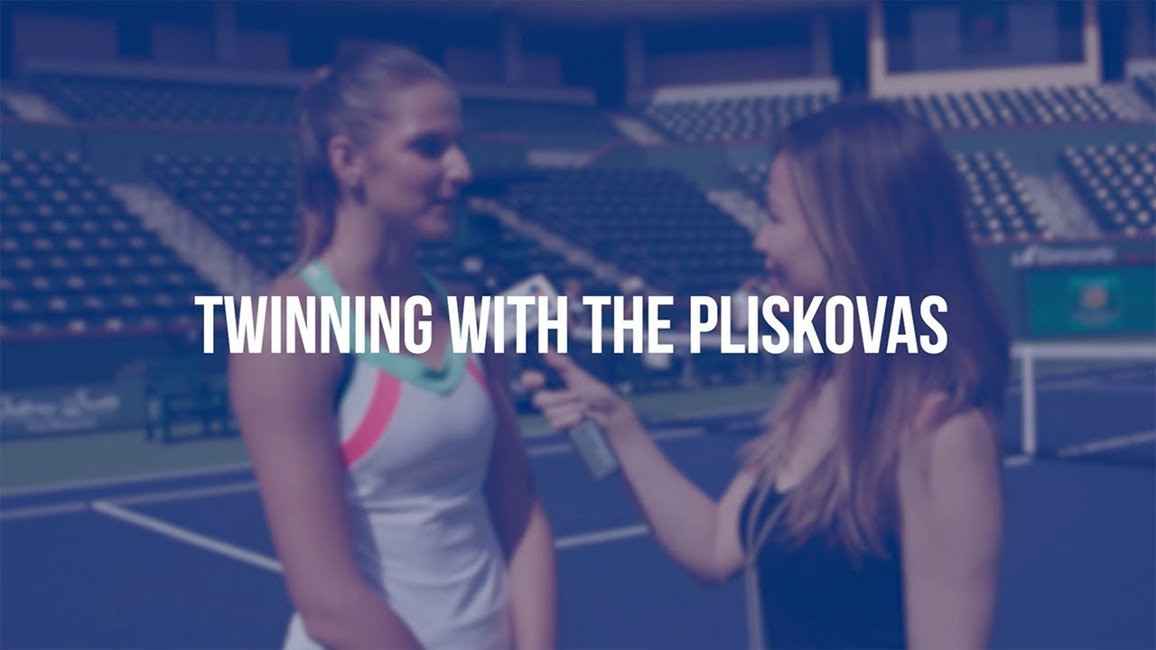 Tennis Beauty Czech Kristyna Pliskova By Tennis A Zelal