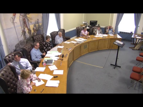 City of Plattsburgh, NY Meeting  7-12-18