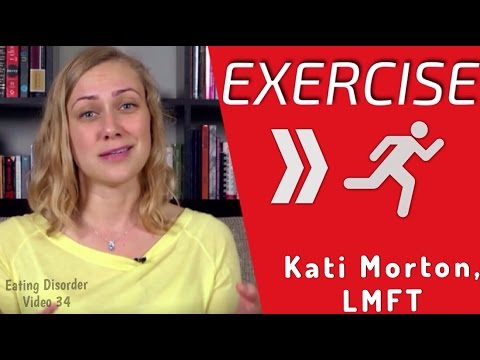 Can You Exercise In ED Recovery? | Kati Morton