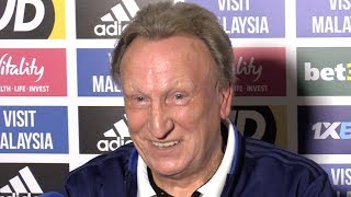 Neil Warnock Full Pre-Match Press Conference - Cardiff v Brighton - Premier League