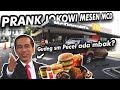 - Prank Jokowi mesen McD Drive Thru kocak