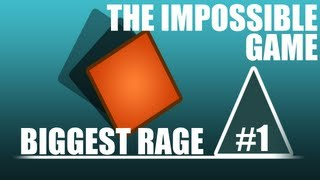 BIGGEST RAGE EVER - The Impossible Game 1/2 (Dutch Commentary)