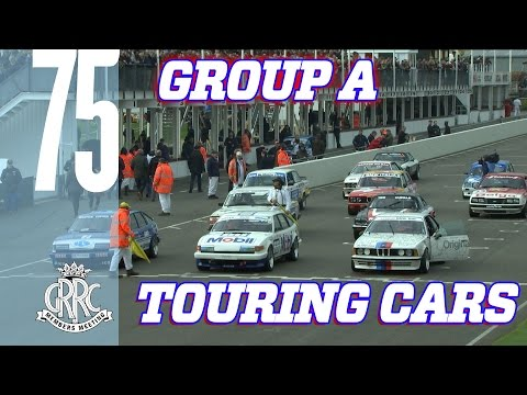 Celebrating the Group A era at Goodwood | Part 1