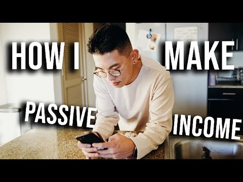 How I'm Making Passive Income | Becoming an Entrepreneur