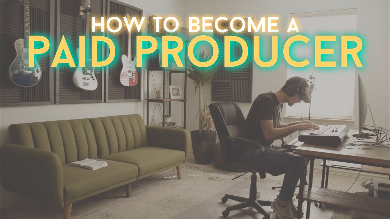 The 5 Phases: Going From Beginner To Pro // How To Make Money As A Music Producer