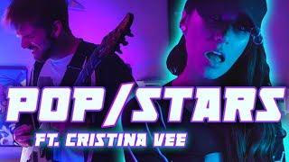Download K/DA - POP/STARS || METAL COVER by RichaadEB & Cristina Vee