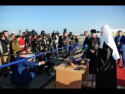 Новый раскол. Почему РПЦ разорвала отношения с Константинополем? Фрагмент Ньюзтока RTVI