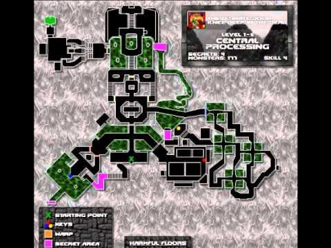 Doom 95 Soundtrack - Central Processing