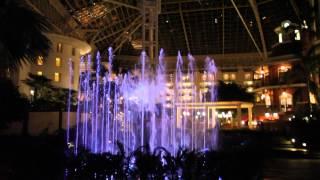 Gaylord Opryland Nashville Fountain Show