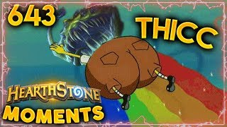 THICCEST YOGG AROUND!! | Hearthstone Daily Moments Ep. 643