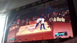 Def Jam 2K17 - Method Man vs House - Club Murder