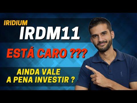 IRDM11 é o MELHOR Fundo Imobiliário??? Vale a Pena Investir no Iridium?