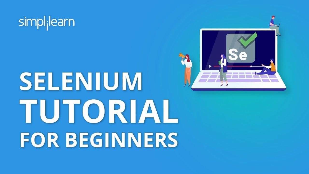 Download Selenium Tutorial For Beginners | Selenium Automation Testing Tutorial | Selenium | Simplilearn