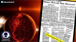 Planet X Coverup: New Solid Evidence Of Massive 9th Planet In Solar System!