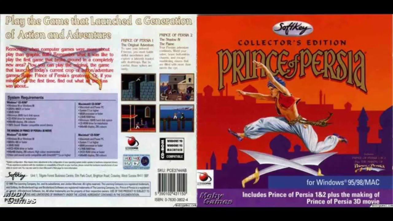 Download prince of persia 2: the shadow & the flame my abandonware.