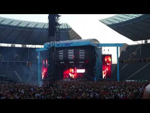 Ed Sheeran | Bloodstream | Divide Tour Berlin Olympiastadion 2018