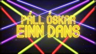 Páll Óskar - Einn Dans (Texta Video)