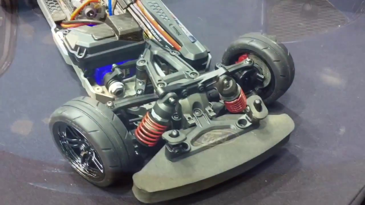traxxas ford gt first real look 4x4 on road car 4 tech 2. Black Bedroom Furniture Sets. Home Design Ideas