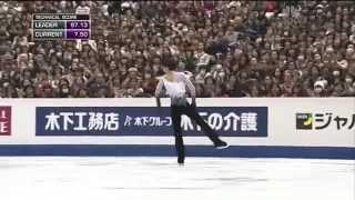 2013 14 GPF Hanyu, Yuzuru LP JPN NBC