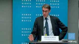Human Rights Watch World Report 2014: Berlin Press Conference