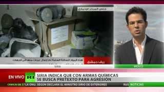 Rusia: Una intervención militar en Siria sin autorización de la ONU será una catástrofe