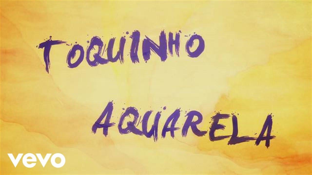 Aquarela Toquinho Vagalume