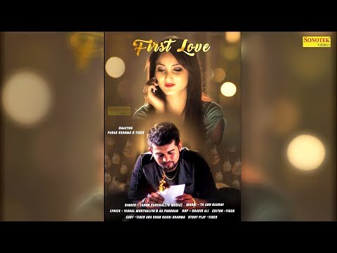New Love Song 2018 - First Love ( official Video )    Miss Ada    New Hindi Song 2018