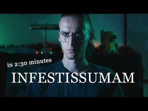 GHOST - Infestissumam in 2 MINUTES (Acoustic)