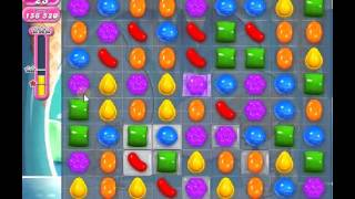 How to beat Candy Crush Saga Level 505 - 2 Stars - No Boosters - 224,260pts