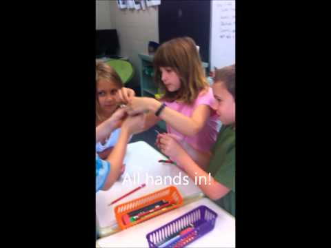 4th Graders Save Fred, the worm!