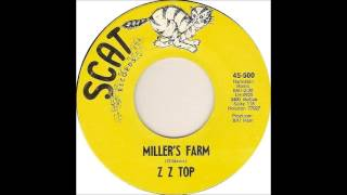 Watch ZZ Top Millers Farm video