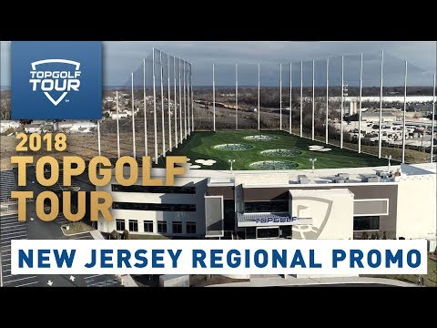 2018 Topgolf Tour | New Jersey Promo | Topgolf