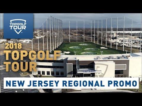 2018 Topgolf Tour | New Jersey Promo | Topgolf