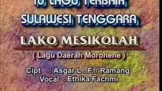 Lagu Daerah Moronene - Lako Mesikolah