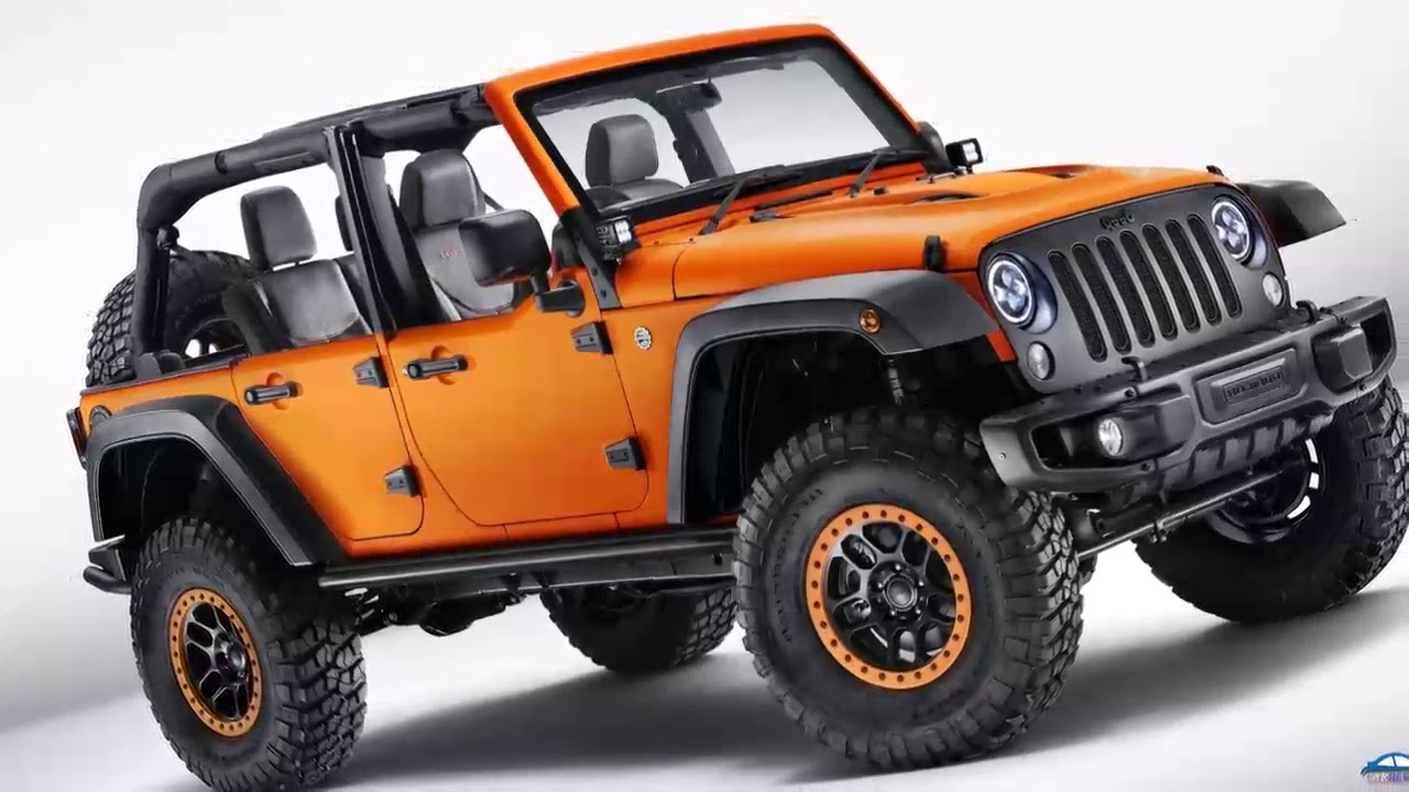 hot news 2018 jeep wrangler unlimited redesign interior spy shots and release date youtube. Black Bedroom Furniture Sets. Home Design Ideas