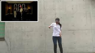 安室奈美恵さんのgirl talk踊ってみました。