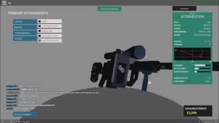 Mes statistiques (Sniper) Forces fantômes Roblox